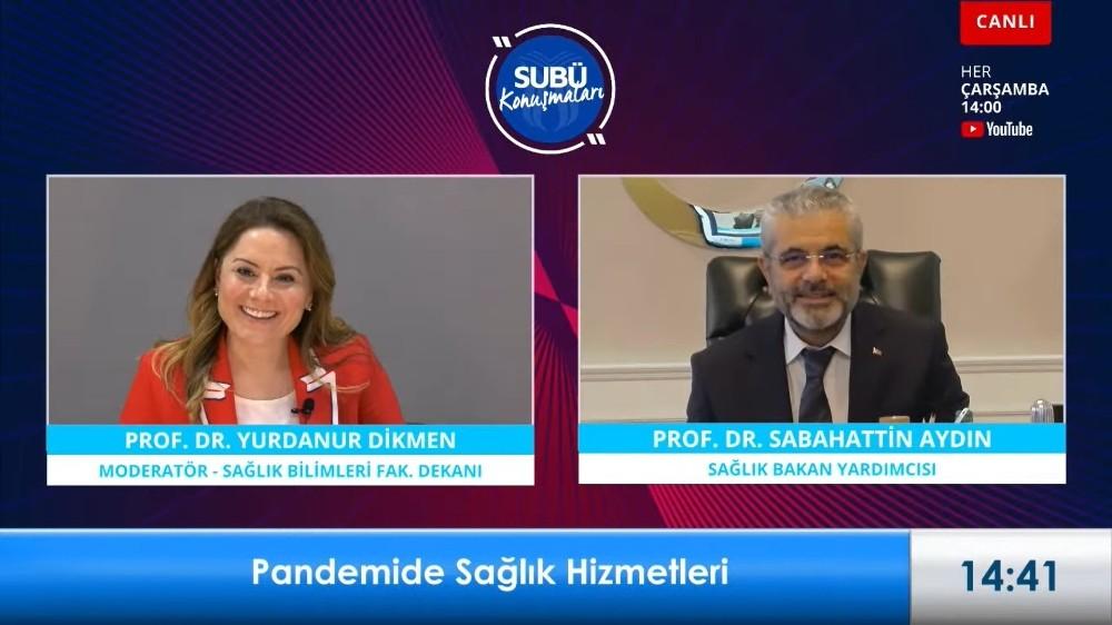 """Sağlık Bakan Yardımcısı Aydın: """"Türkiye, dünyada sayılı aşı üreticilerinden olabilir"""""""