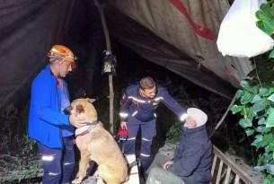 Kayıp ihbarı ekipleri harekete geçirmişti, kulübede bulundu