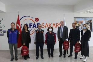AFAD Gönüllüleri listesine Altınküre Okulları'da eklendi