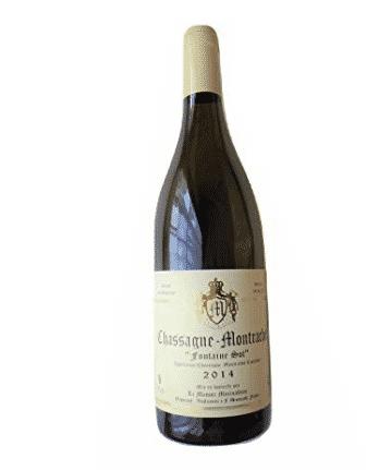 シャサーニュ・モンラッシェ フォンテーヌ・ソ 2014 村名クラス ブルゴーニュ コート ド ボーヌ 白ワイン
