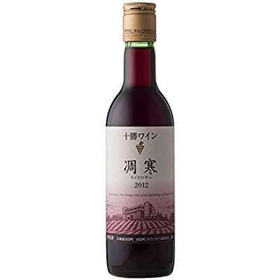十勝ワイン セイオロサム 赤