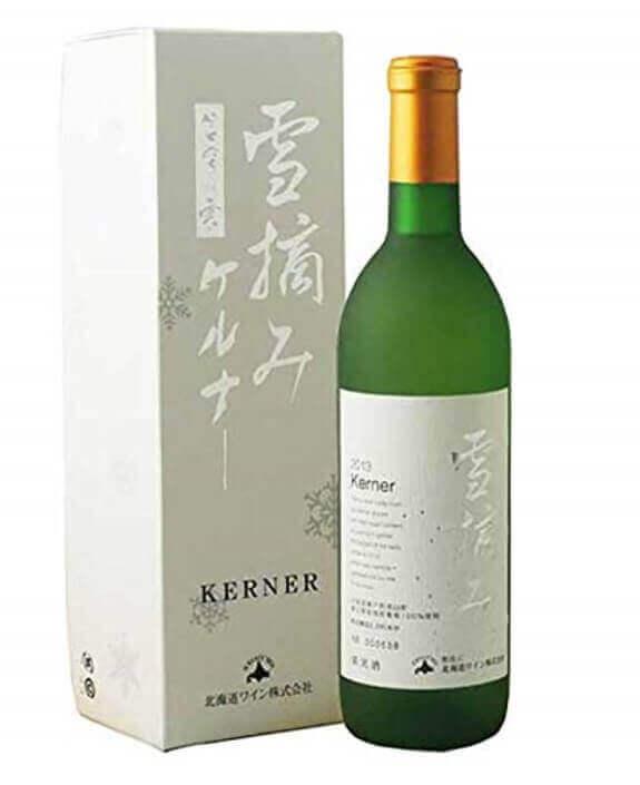 北海道ワイン 雪摘み ケルナー