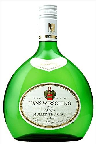 ハンス・ヴィルシング ミュラー・トゥルガウ・Q.b.A・トロッケン