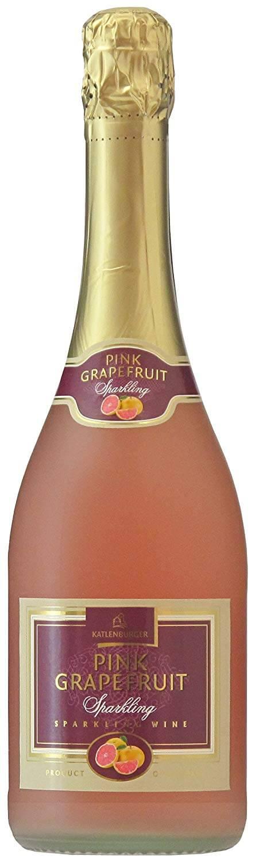 カトレンブルガー ピンクグレープフルーツ スパークリングワイン