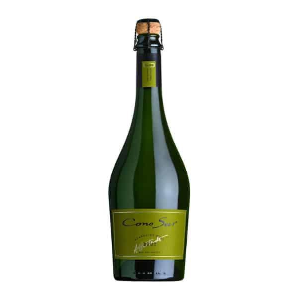 スマイル コノスル スパークリングワイン ブリュット