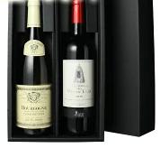 ボルドー・ブルゴーニュ紅白ワインセット
