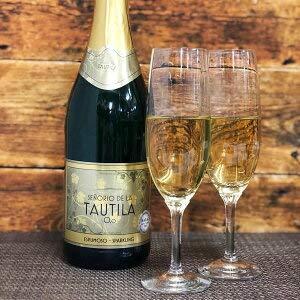 セニョーリオ・タウティラ ノンアルコールワイン スパークリング