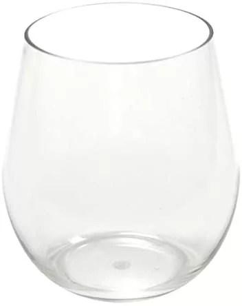 アームカンパニー トライタンステムレス ワイングラス