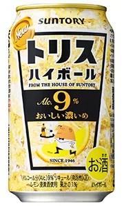 サントリー トリスハイボール缶 濃いめ(おいしい濃いめ) 350ml缶