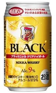 アサヒ ブラックニッカクリア ハイボール 350ml缶