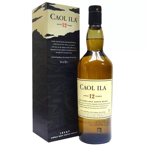 カリラ12年 CAOL ILA