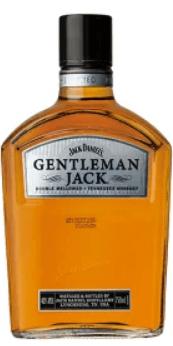 ウイスキー ジャックダニエル ジェントルマン ジャック 700ml