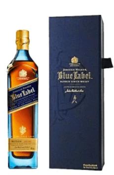 ウイスキー ジョニーウォーカー ブルー ラベル