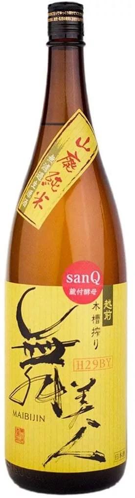 舞美人 山廃純米 sanQ 無濾過生原酒