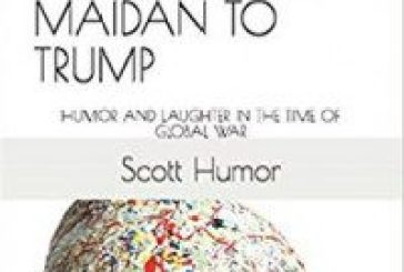 Anthology of Russian Humor: From Maidan to Trump