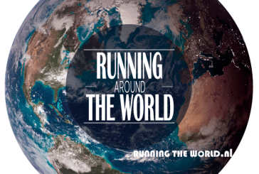 Running around the world
