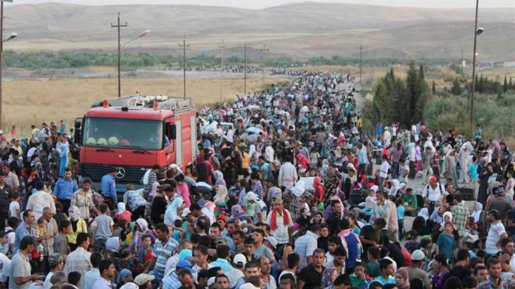 Nel corso del 2015 il protrarsi della crisi Siriana ha prodotto un flusso di profughi diretti verso l'Europa