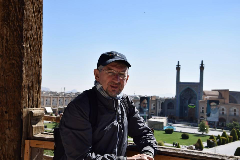 2014: Ishfan, Iran. Le indagini sono quasi concluse. L' Iran non è affatto male come dicono in TV