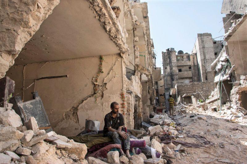 La guerra di Siria è stata sempre e solo l'inizio ...