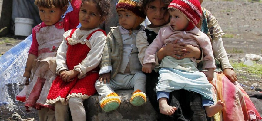 Come la carestia è diventata  un'arma che il ricco e potente usa contro il povero