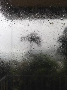 So much rain this month