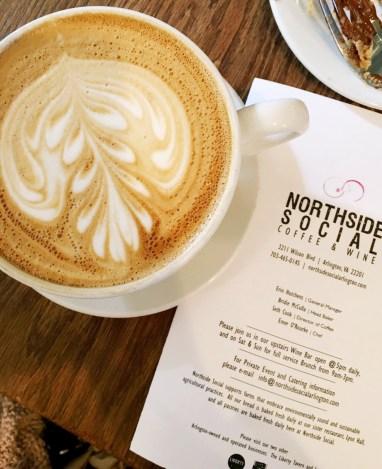 Northside Social Cappuccino