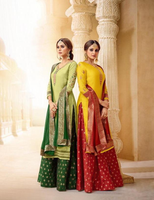 kasmeera plus vol 36 Designer Dress Material wholesalers