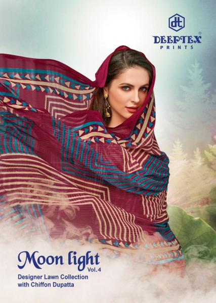 Deeptex Moonlight vol 4 Dress Materials wholesalers