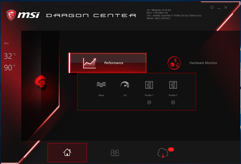 آشنایی کامل با نرم افزار قدرتمند MSI DRAGON CENTER