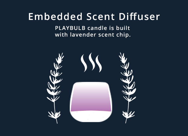 PLAYBULB candle 6