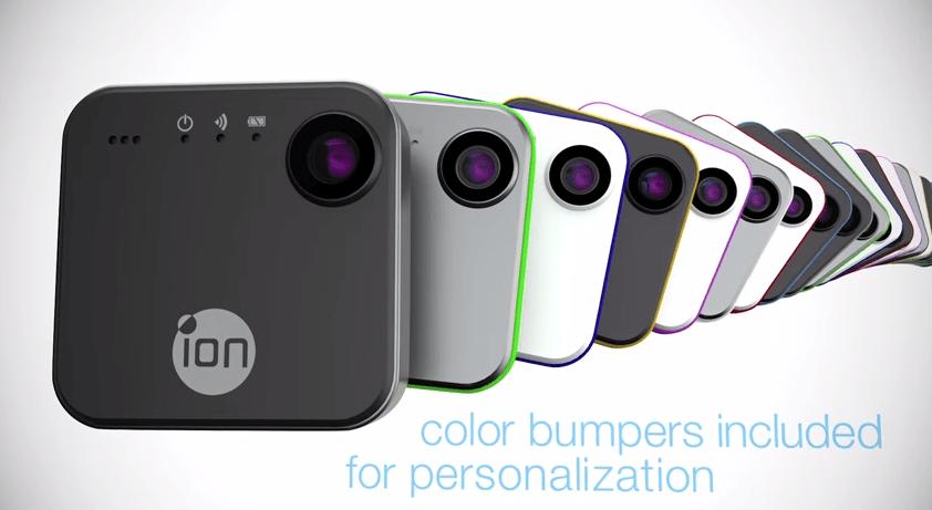 3iON SnapCam™   Inspire The Shoot Share Revolution   YouTube
