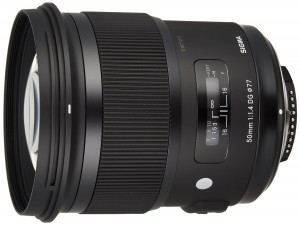 SIGMA 単焦点標準レンズ Art 50mm F1.4 DG HSM ニコン用 フルサイズ対応
