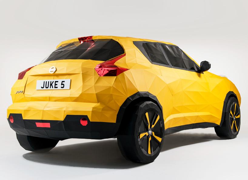 nissan-juke-full-size-origami-car-designboom-03
