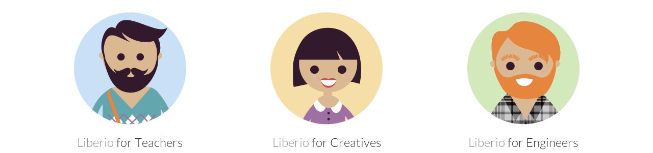電子書籍を簡単に作ることができるウェブサービス、Liberio
