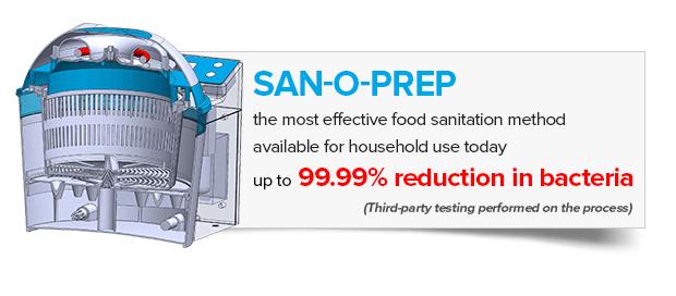 San-O-Prep Food Sanitizer 4