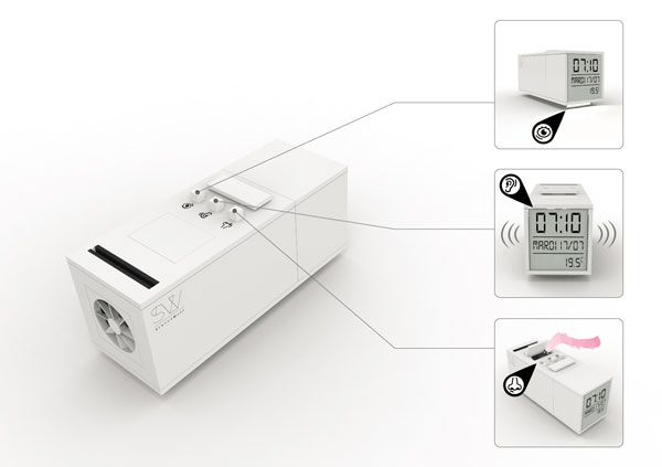 SensorWake 3