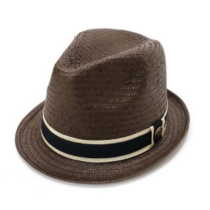 (グーリンブラザーズ)GOORIN BROTHERS HAMMOND(ハモンド):中折れハット:ストローハット:帽子 100-895 [並行輸入品]