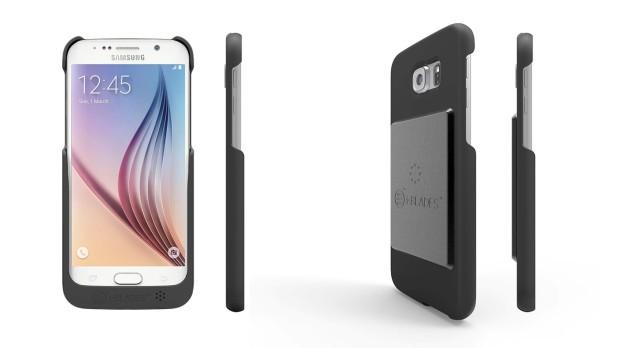 あなたのスマホを限りなくパワーアップ!世界初のスマートケース「i-BLADES Smartcase」