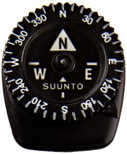9.SUUNTO(スント) 方位磁石 Clipper