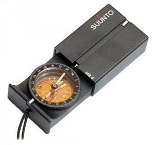 12.SUUNTO(スント) 方位磁石 MB-6 SS010605011 【日本正規品】