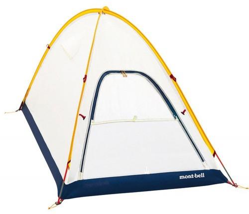 7.モンベル(mont-bell) テント ステラリッジテント 2型 [1~2人用] サンライトイエロー 1122476-SUYL