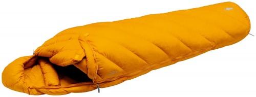 2.モンベル(mont-bell) 寝袋 アルパイン ダウンハガー800 #2 [最低使用温度-6度] サンフラワー 1121301-SUF