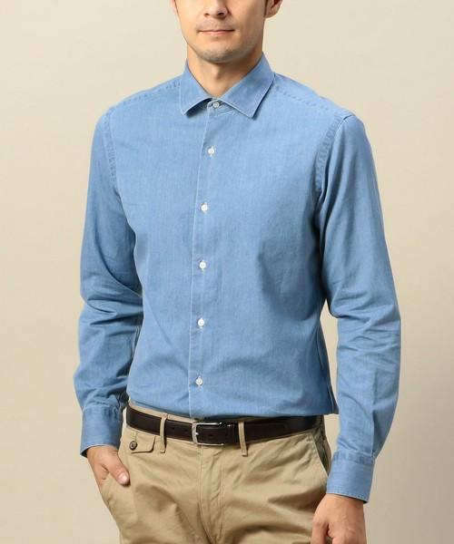 ダンガリーシャツのイメージ
