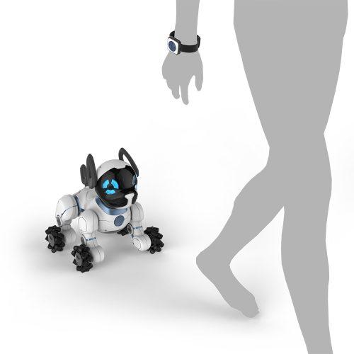 かわいいロボット犬