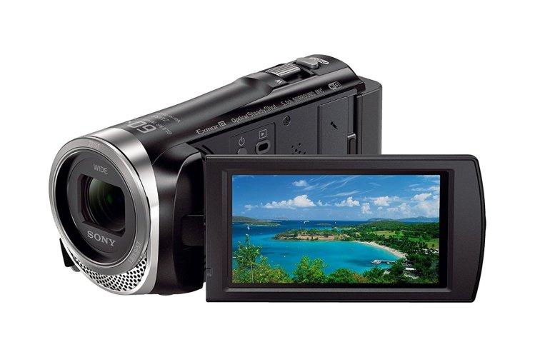 コンパクトビデオカメラのイメージ