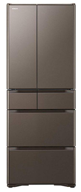 日立(HITACHI) フレンチ6ドア冷蔵庫 475L R-XG48J
