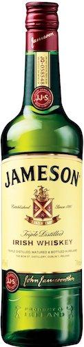 ジェムソン(JAMESON) アイリッシュウイスキー