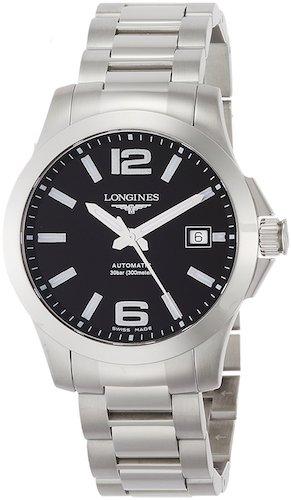 best sneakers 4b045 1d75b ロンジンの腕時計おすすめ人気モデル10選。上質な1本を選ぼう