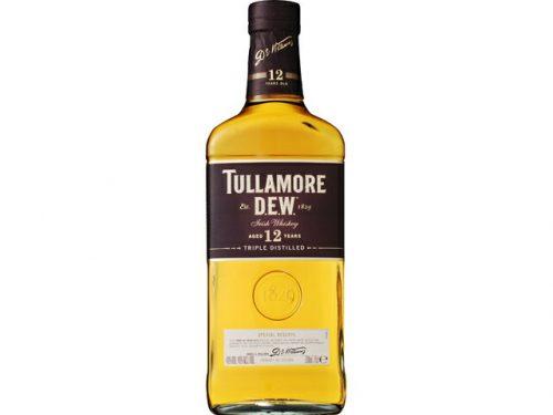 タラモア デュー(TULLAMORE DEW) 12年 アイリッシュウイスキー