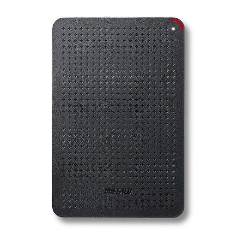 バッファロー(BUFFALO) 小型ポータブルSSD SSD-PL240U3
